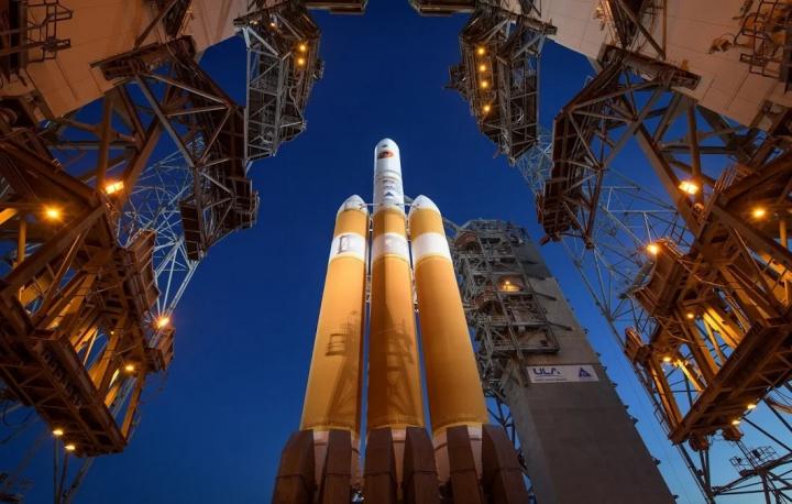 A sonda da NASA Parker Solar Probe a preparar-se para partir em direção ao sol