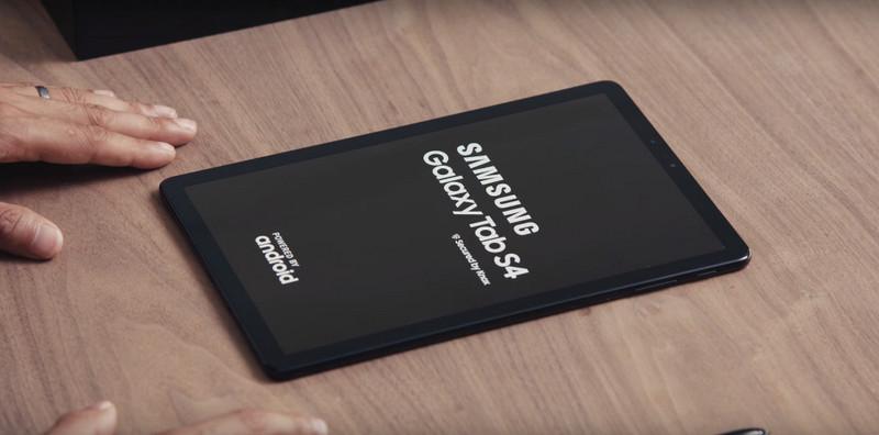 d4c93a1bf4c É oficial! Samsung apresenta o novo tablet Galaxy Tab S4 - Pplware