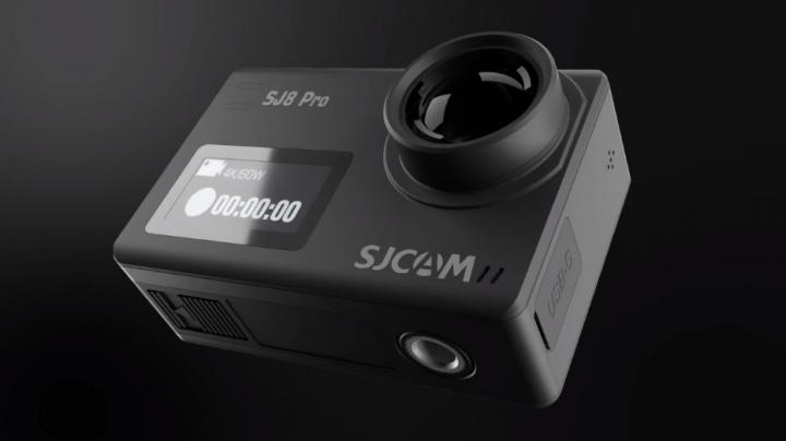 SJCAM SJ8 PRO - A câmara de ação 4K para este verão