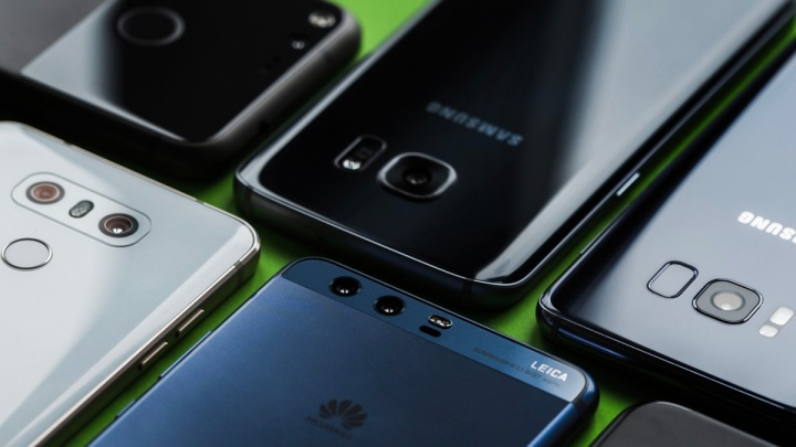 smartphones venda Apple Samsung Nokia