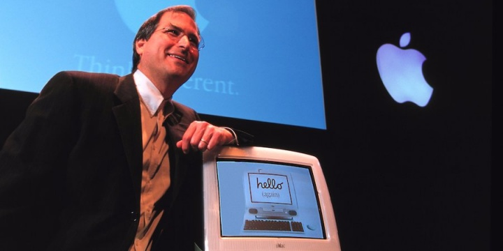 iMac 20 anos Steve jobs apple