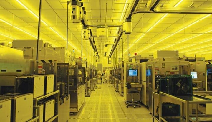 TSMC vírus fábrica