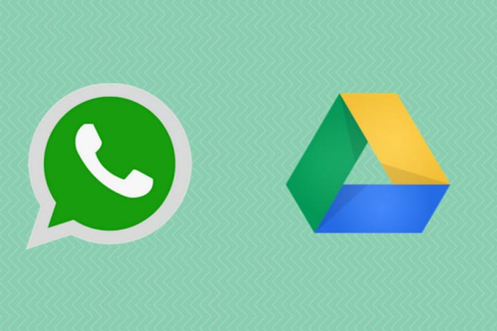 whatsapp google drive copia de segurança