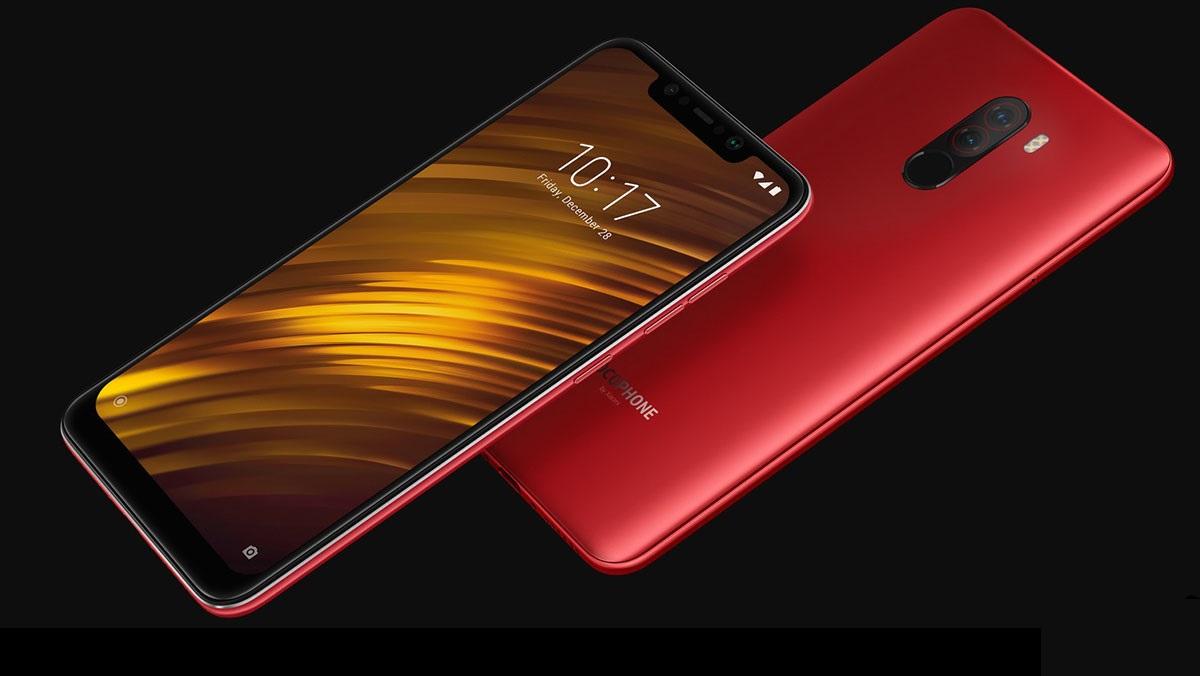 Chegou O Pocophone F1 Verdadeiro Flagship Killer Apresentado By Xiaomi 6gb 64gb Pela Pplware