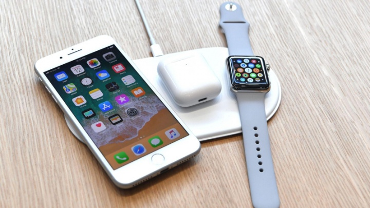 Apple interferências AirPower aquecimento
