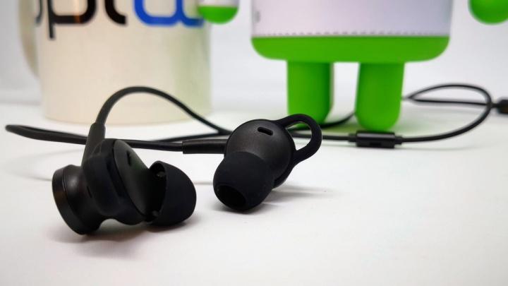 Huawei Mate 20 Lite auriculares cancelamento de ruído USB-C