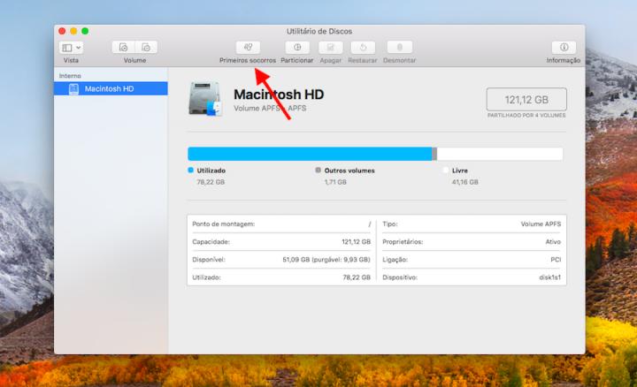 macOS Mojave preparar atualização Mac