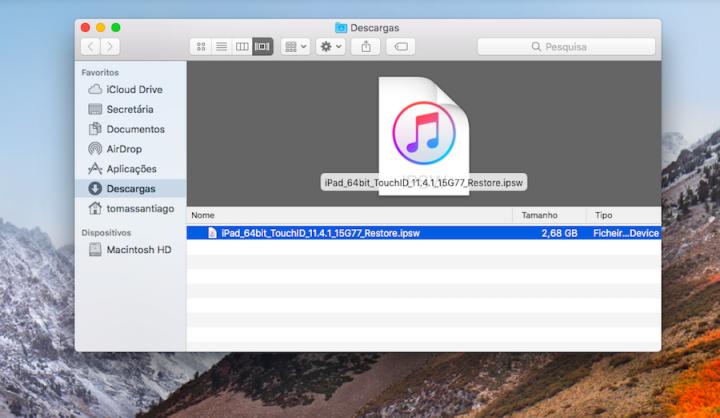 Dica: Como voltar do iOS 12 para o iOS 11 sem perder dados
