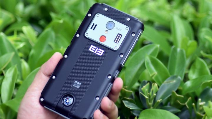 Elephone Soldier - Um smartphone duro com ecrã 2K, 4GB+64GB e IP68