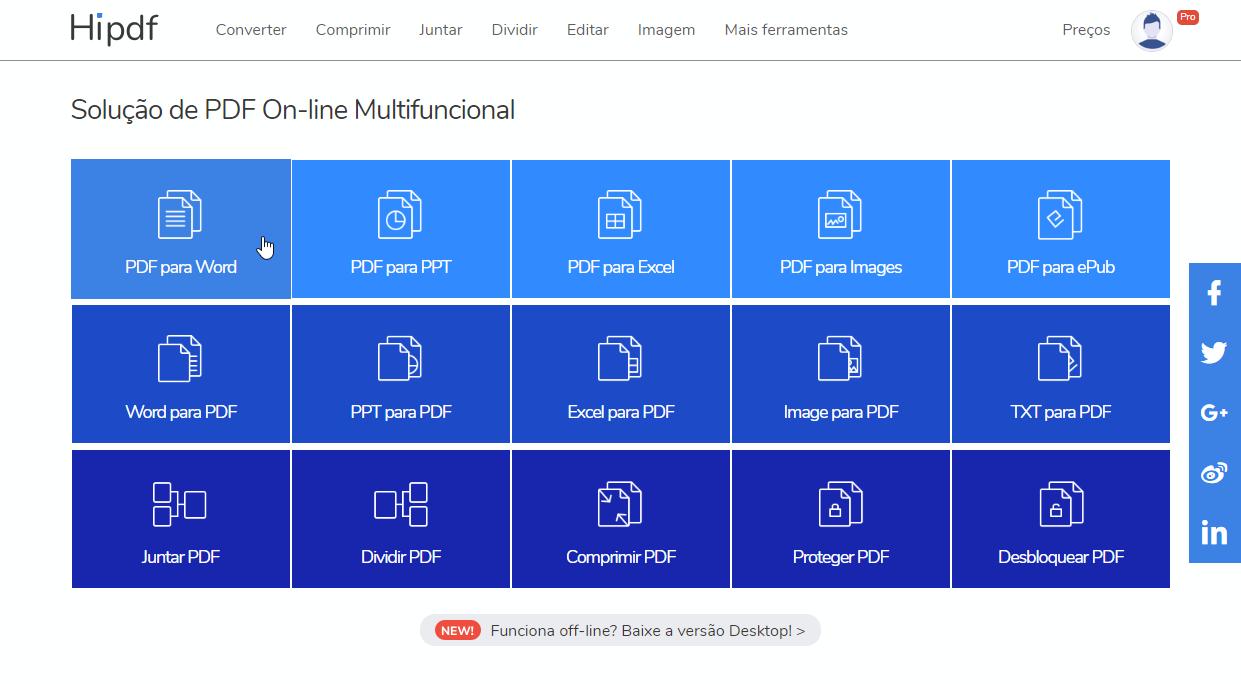 convertir pdf a word online gratis completo