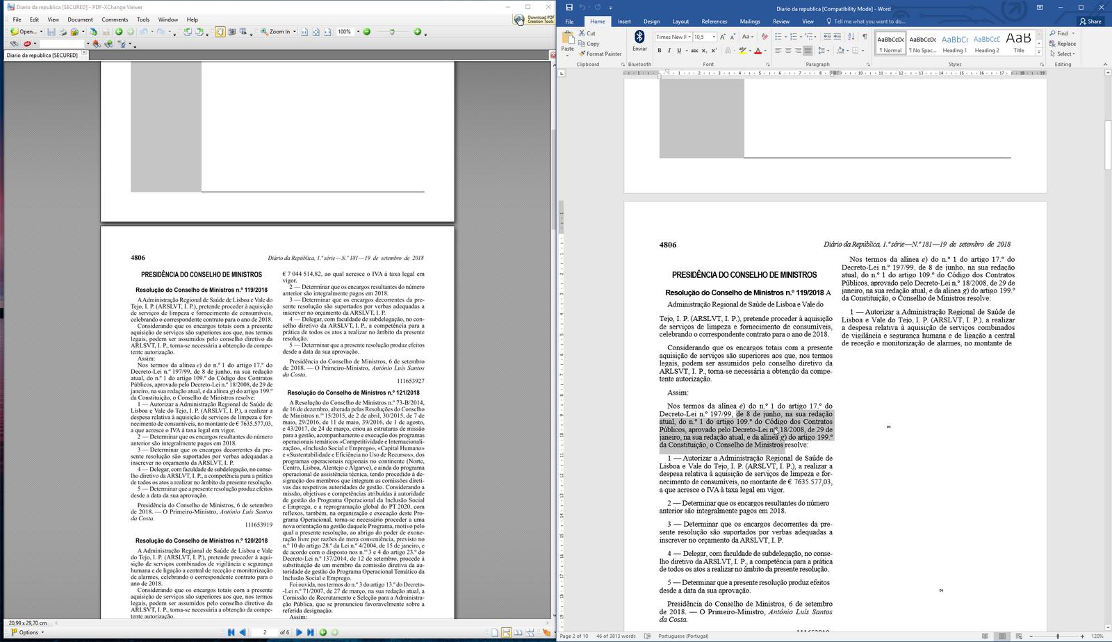 Como converter documentos online de PDF para Word - Pplware