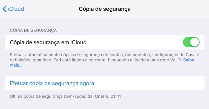iOS 12 iOS 11 voltar downgrade iPhone iPad