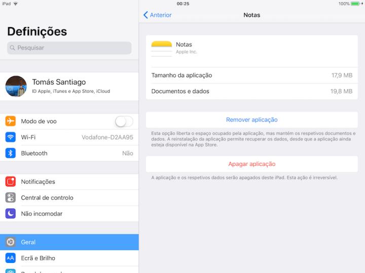atualizar iOS 12 preparar iPhone iPad
