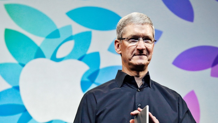 Tim Cook CEO Apple Steve Jobs