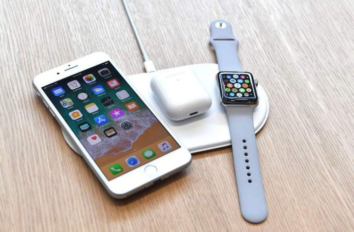 Airpower atraso apple