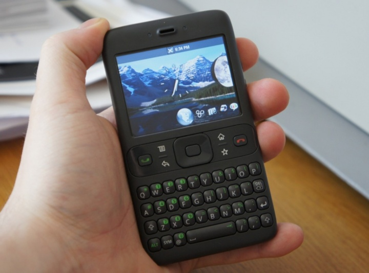 android prototipo qwerty