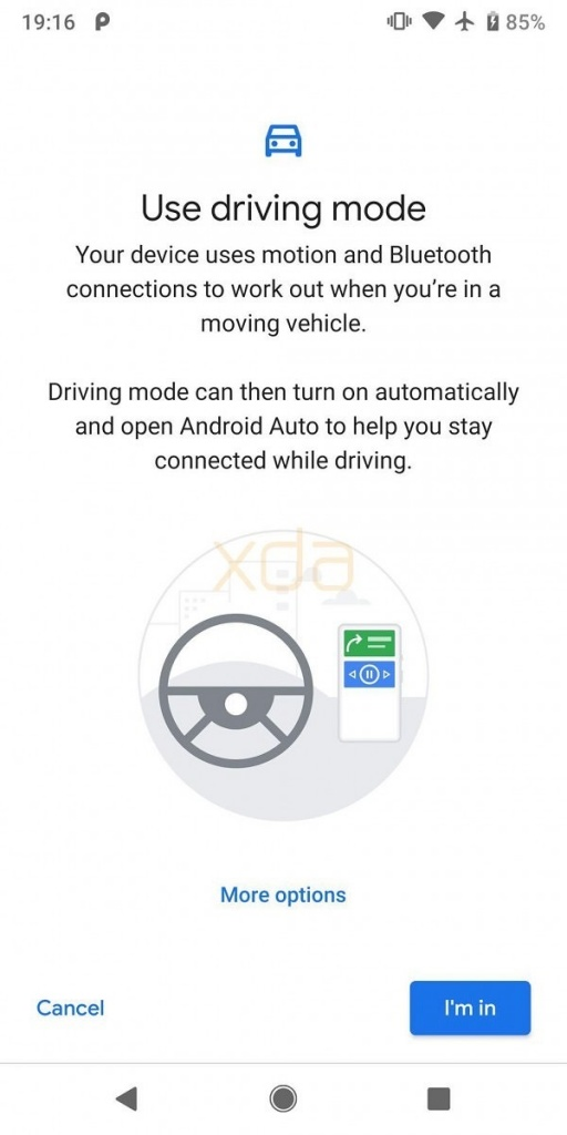 Driving Mode Android Google Android Auto Não Incomodar