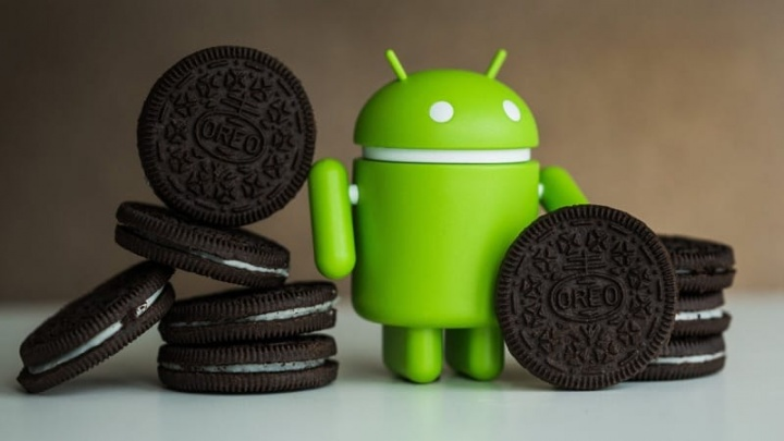 Android Oreo Google smartphone