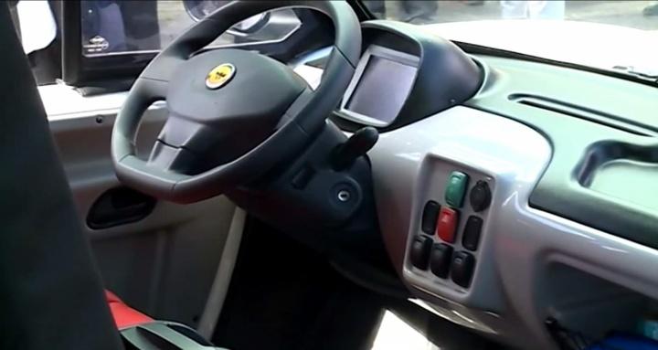 azor carro eletrico