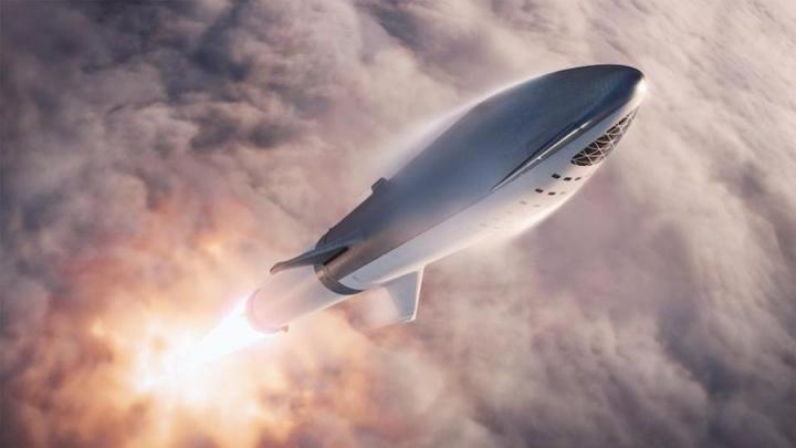 Elon Musk SpaceX BFR Lua viagem Yusaku Maezawa
