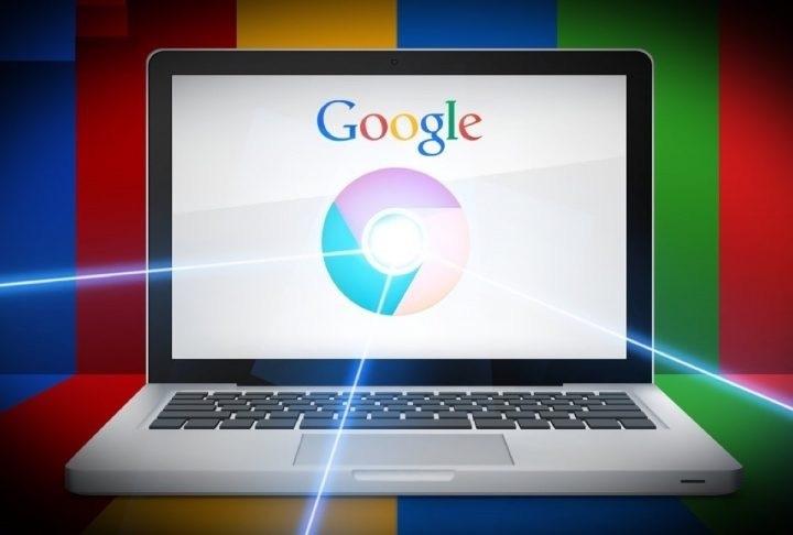 Chrome Google utilizadores autentica