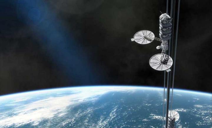 elevador espacial teste equipa japonesa