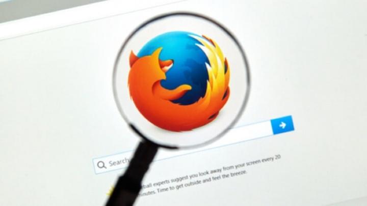 Firefox Mozilla atualização browser Chrome