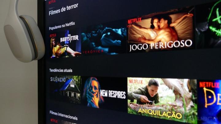 5 Filmes da Netflix que deve assistir