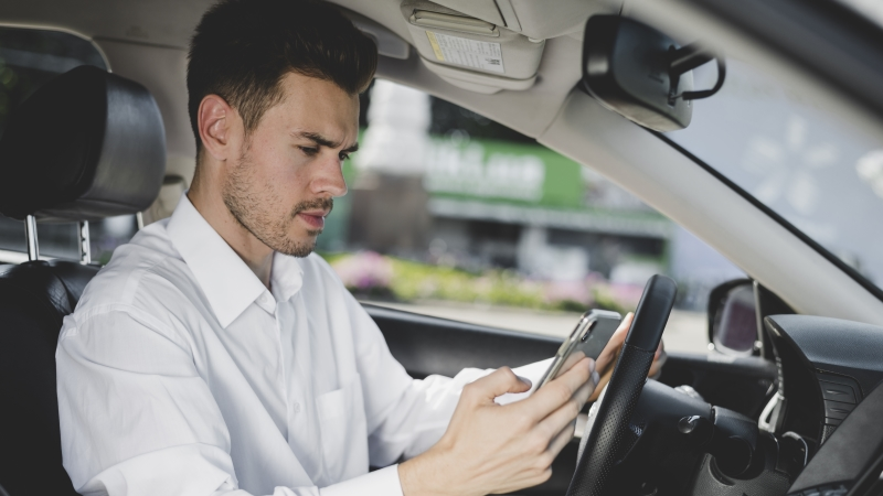 eCar - gestão de despesas com o carro. Imagem: Freepik
