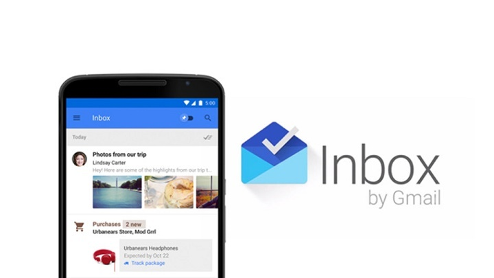Google Inbox by Gmail Android serviço