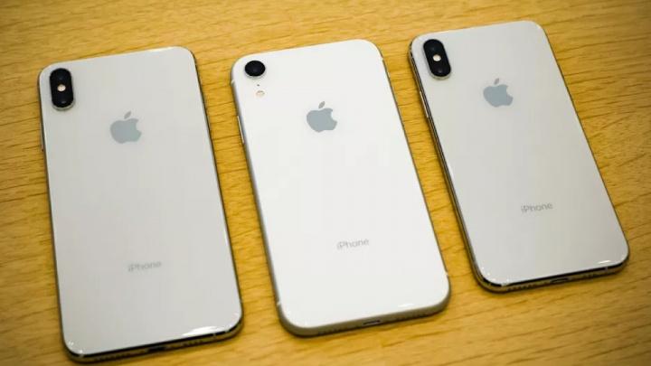 iPhone XS Max Apple bateria iPhone XR