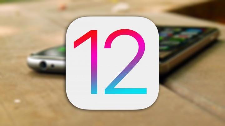 iOS 12 Apple watchOS 5 tvOS 12 iPhone
