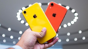 iPhone xr android