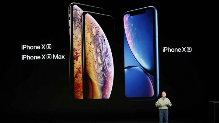 Apple iPhone XS iPhone XS Max Tim Cook preços