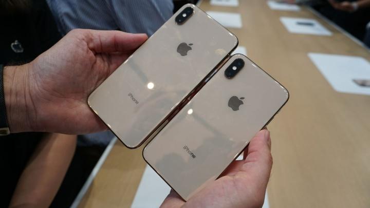 Apple iPhone Xs Max iPhone 8 iPhone 7 preço