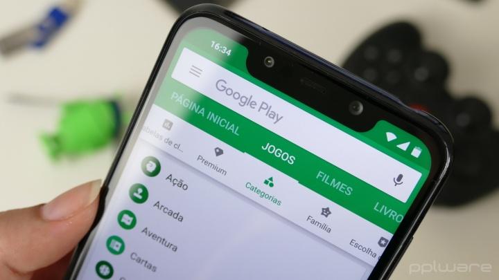 5 jogos grátis com a melhor avaliação na Google Play Store