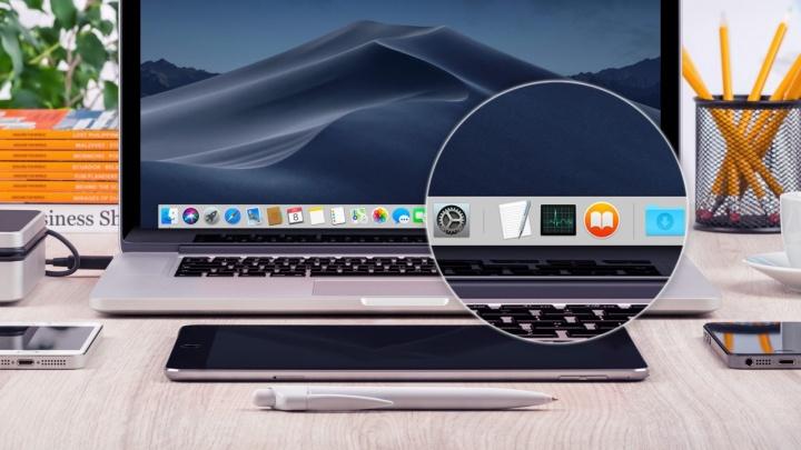 macOS Mojave Aplicações Recentes Apple