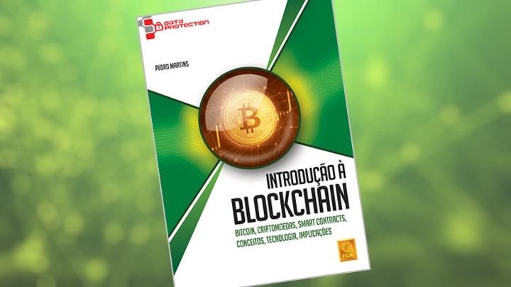 Passatempo: Temos 3 livros Introdução à Blockchain da FCA para oferecer