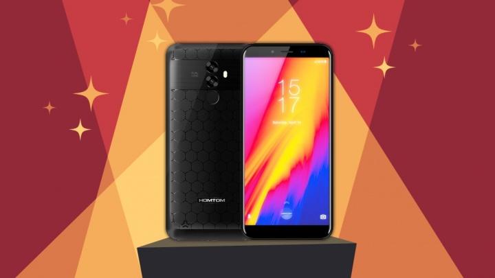 Passatempo: Ganhe um smartphone Homtom S99
