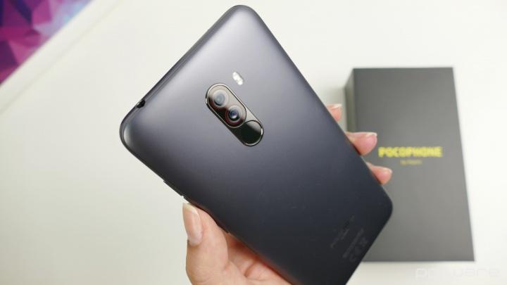 Xiaomi Pocophone F1 surpreende na qualidade de construção