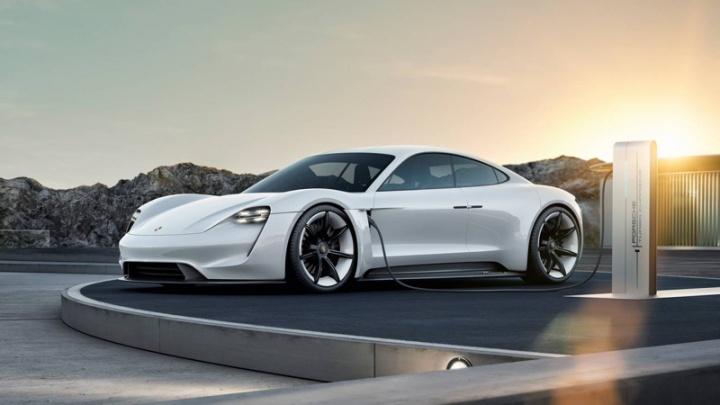 Porsche motores diesel elétricos