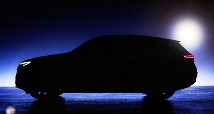 Imagem do Mercedes EQC