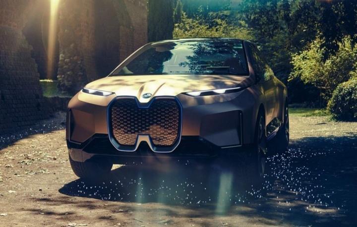 Imagem do BMW Vision iNext Concept