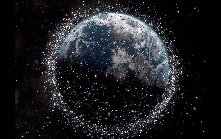 Satélite do Reino Unido RemoveDebris realiza o primeiro teste de remoção de lixo espacial