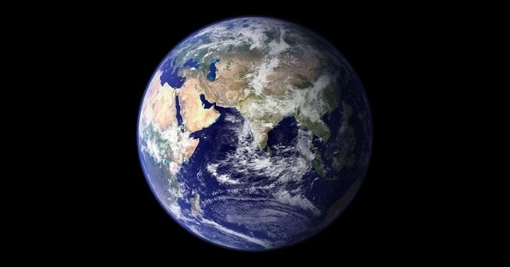 Planeta Terra oscila 10,5 centímetros no eixo de rotação