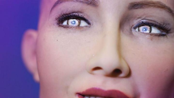robô ensinar prever futuro Inteligência Artificial