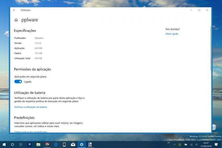 Windows 10 privacidade informação recolha