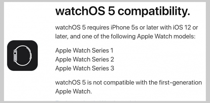 iOS 12 Apple watchOS 5 tvOS 12 iPhone