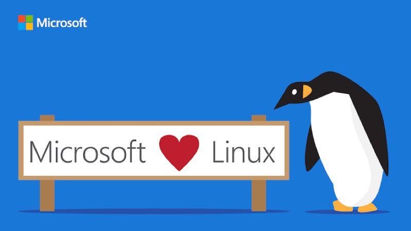 Windows 10 Microsoft Linux WSL Kernel