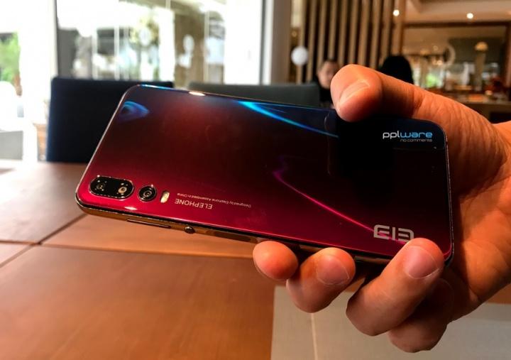 Exclusivo Pplware - Elephone A5 em Rabat